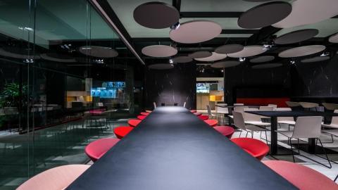 italian design, perspective, desk