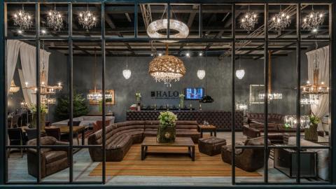sofa, design, modern, leather